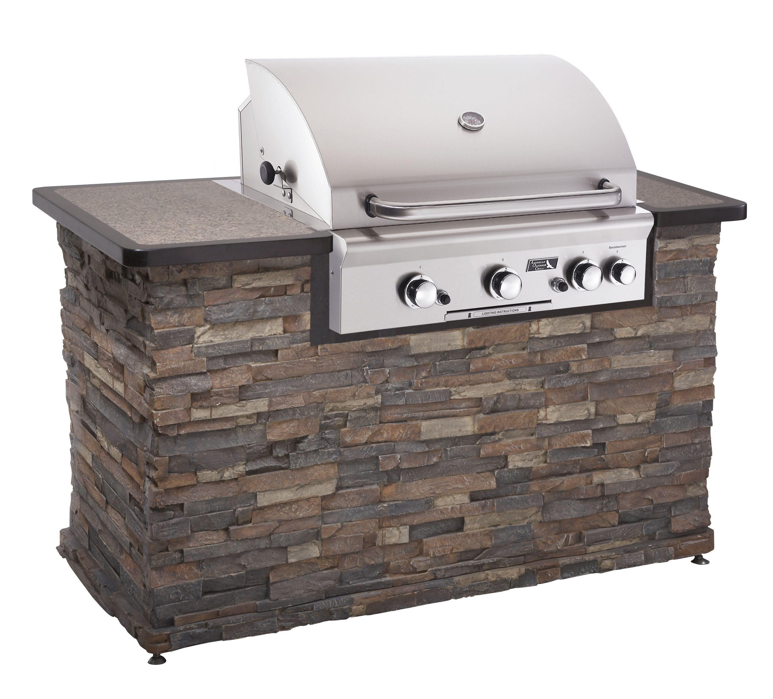 "American Outdoor Grill 36"" built in Coastroad line"